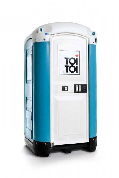Toi 174 Water The Mobile Wc With Washing Comfort Toi Toi