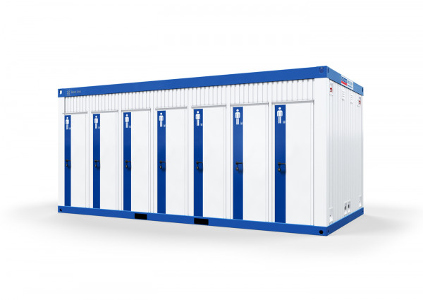 Basic Line Plus WC-Container Maxi