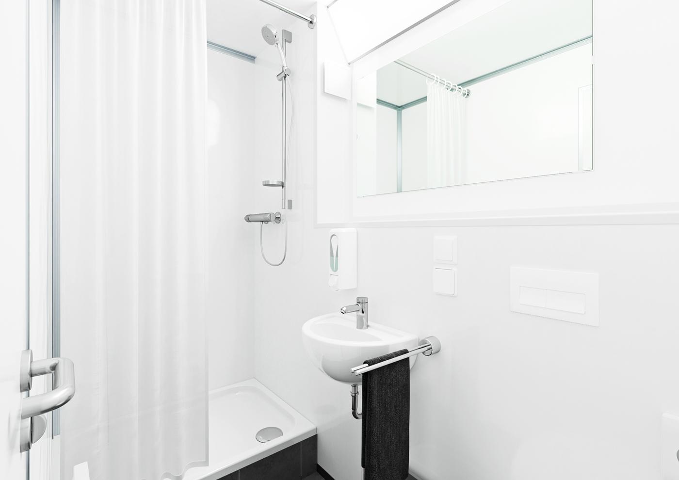Mobiles Badezimmer | Mobiles Badezimmer Das Mini Bad Von Toi Toi Dixi Toi Toi Dixi