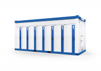 Construction Line Dusch-Container Maxi