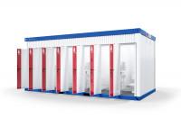Basic Line Plus WC-Container D/H Maxi