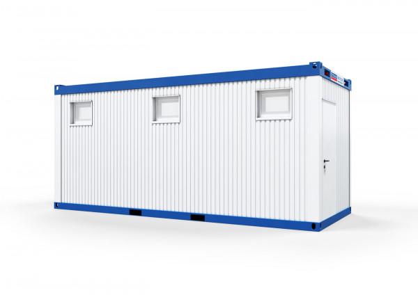 Construction Line Schwarz-Weiß Container