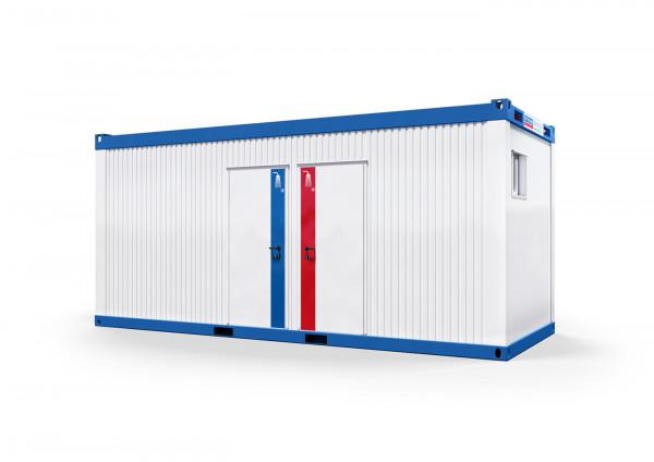 Construction Line Dusch-Container D/H