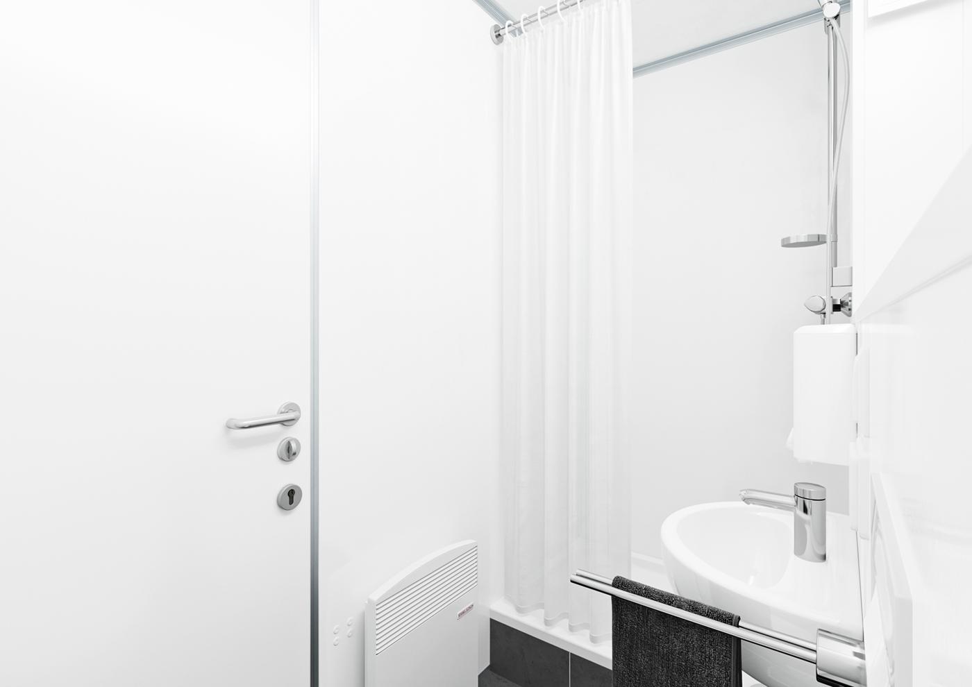 Das mobile Minibad – Komfort auf zwei Rädern  TOI TOI & DIXI