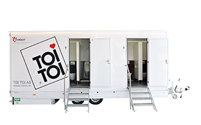 TOI® WC-TRAILER VIP CEREBRAL