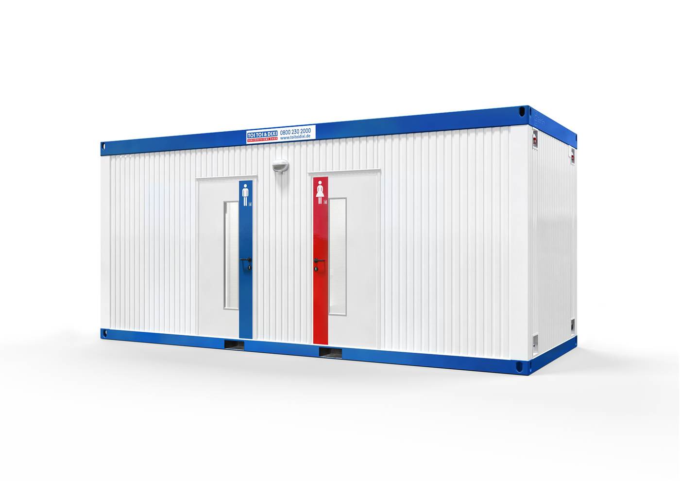 Charmant Sanitärcontainer   Container   DIXI® Klo U0026 Bürocontainer Mieten   TOI TOI U0026  DIXI