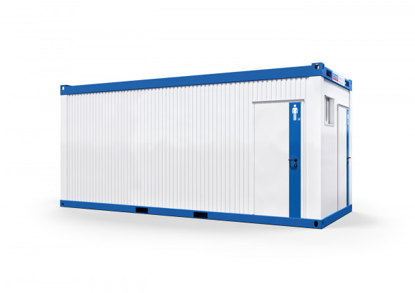Construction Line Dusch-Container