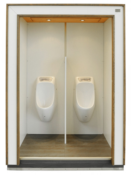 TOI® DeLuxe Urinal