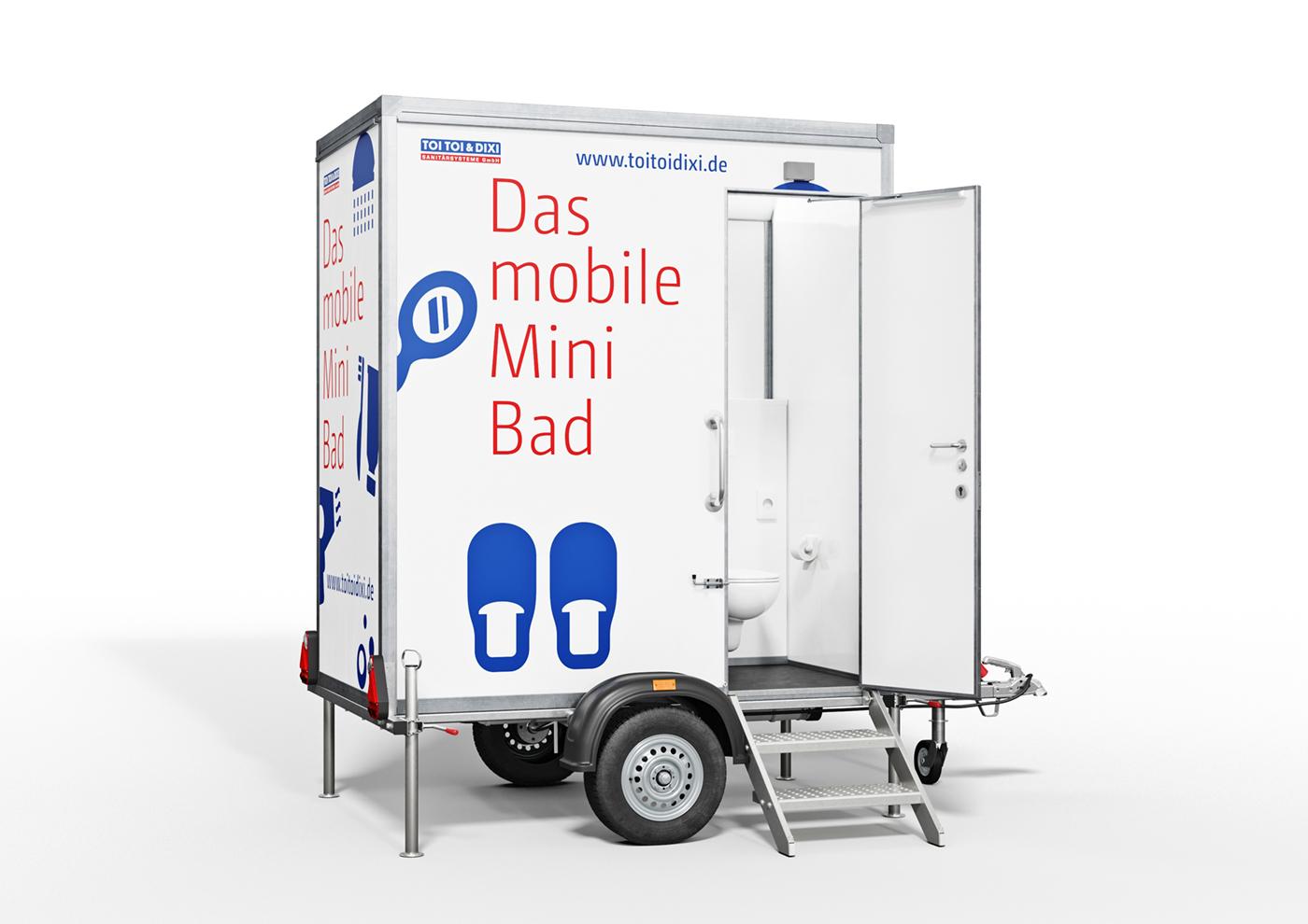 mobile bathroom the mobile mini bathroom from toi toi. Black Bedroom Furniture Sets. Home Design Ideas