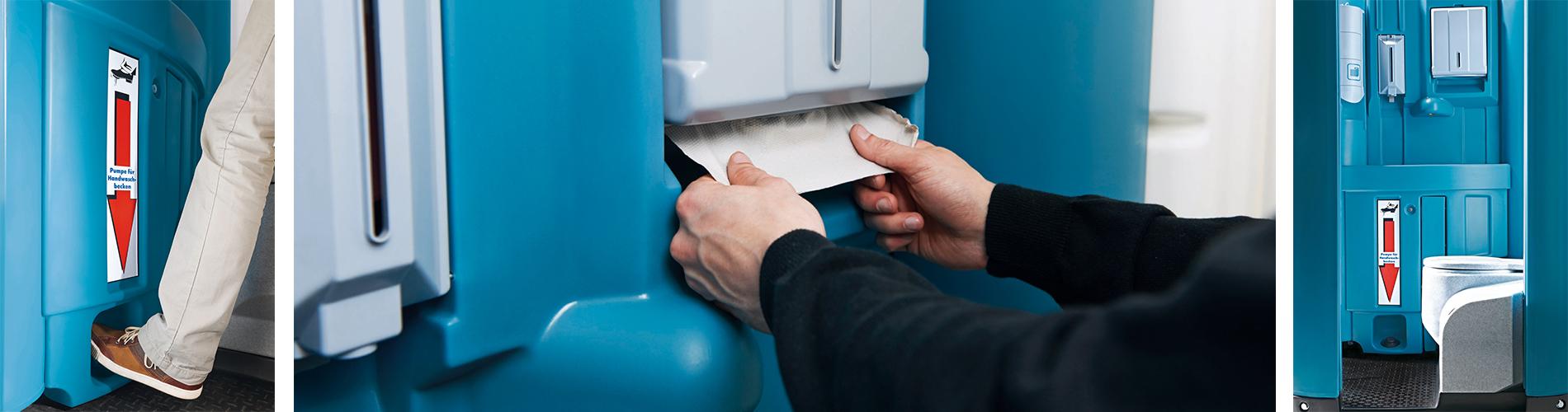 Händewaschen ohne Wasser?