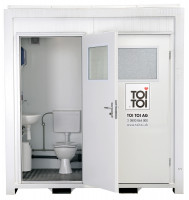 TOI® WC-Container Doppelstar