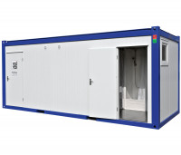 TOI® Duschcontainer Basic Line