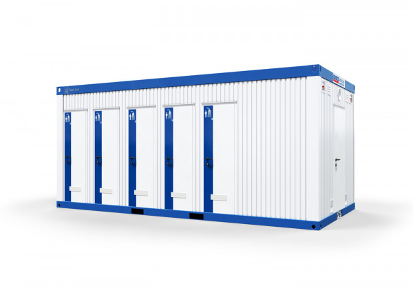 Basic Line Dusch-Container